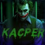 Kacper akłamenik
